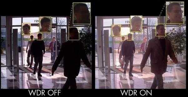 تکنولوژی WDR