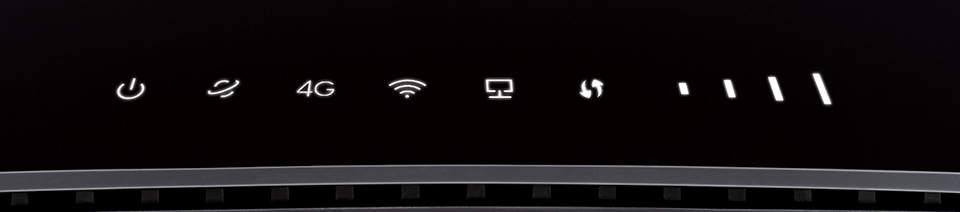 مودم روتر بی سیم LTE تی پی لینک
