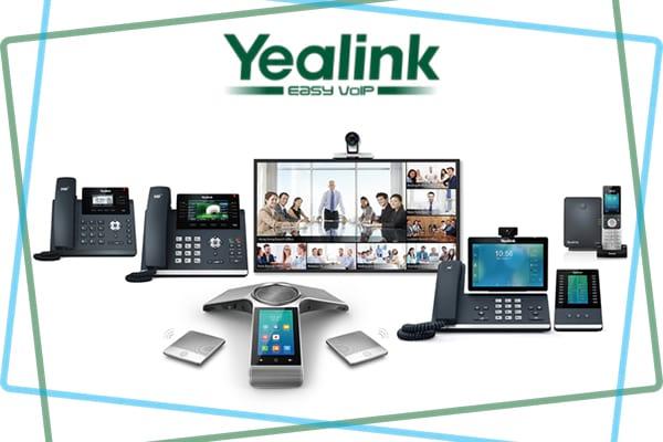 شرکت یالینک یا یلینک (YeaLink)