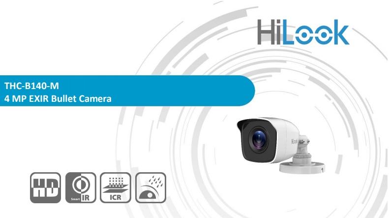 مشخصات دوربین آنالوگ THC-B140-M