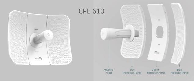 تی پی لینک مدل CPE610