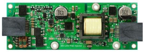برد اصلی و اتصالات الکتریکی RBGPOE