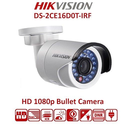 دوربین هایک ویژن Bullet (بولت) مدل DS-2CE16D0T-IRF