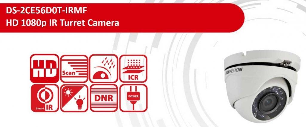 مشخصات و ویژگی های دوربین