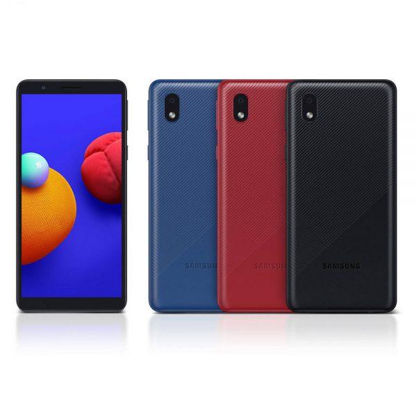 گوشی موبایل سامسونگ سری Galaxy A013