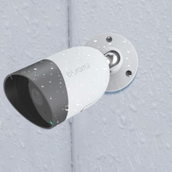 استاندار مقاومتی IP66 دوربین بلورمز