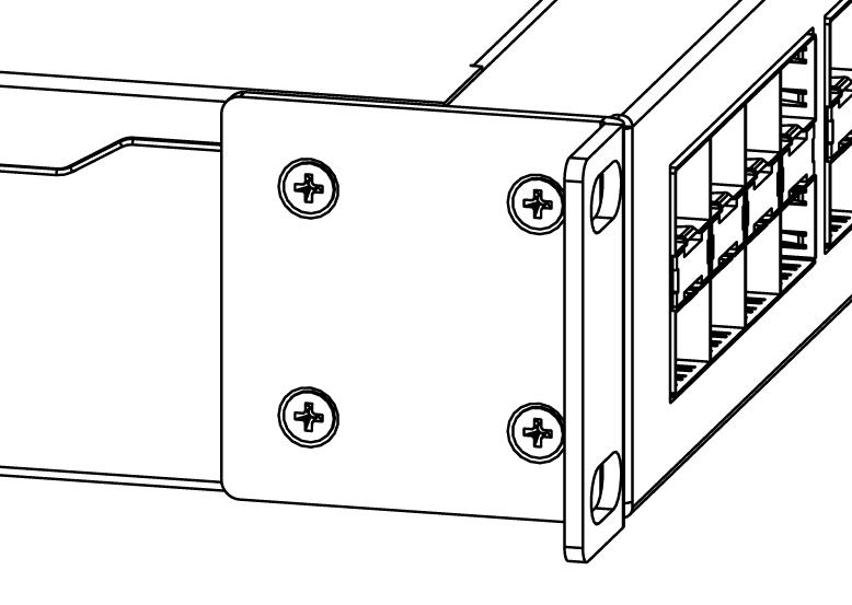 نصب و اتصال میکروتیک 24 پورت