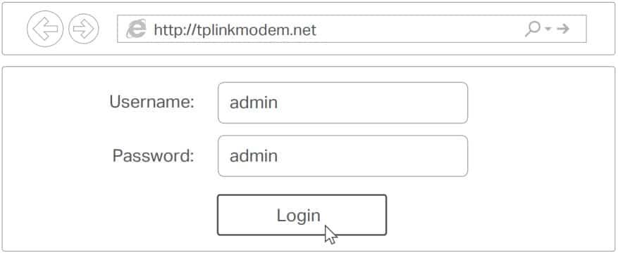 نام کاربری و رمز عبور admin