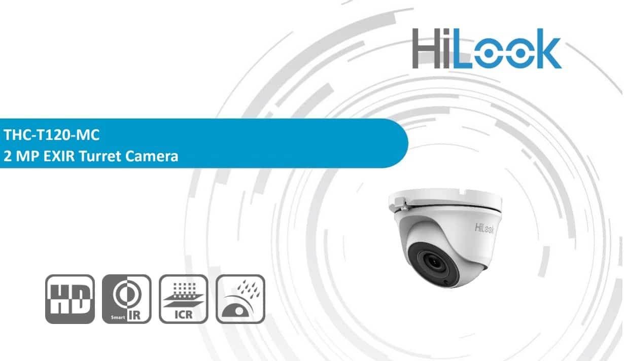 دوربین مدار بسته آنالوگ هایلوک THC-T120-MC