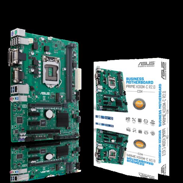مادربرد ایسوس با چیپست Intel® H310
