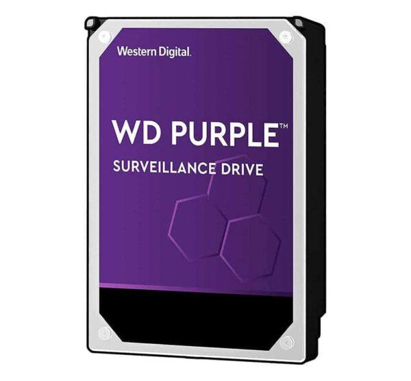 هارد اینترنال 8 ترابایت Purple وسترن دیجیتال مدل WD82PURX-WD